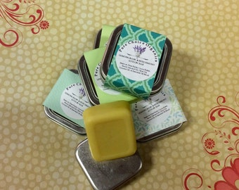 Lemongrass Bergamot Lotion & Massage Barv l Gifts Under 10