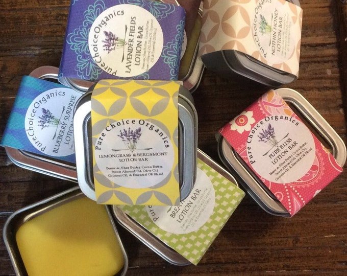 Mr. Wonderful Lotion & Massage Bar l Gifts Under 10