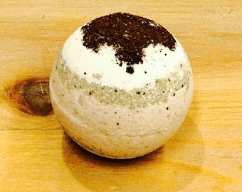 Barista Crush | Bubbling Bath Bombs l Gifts Under 10