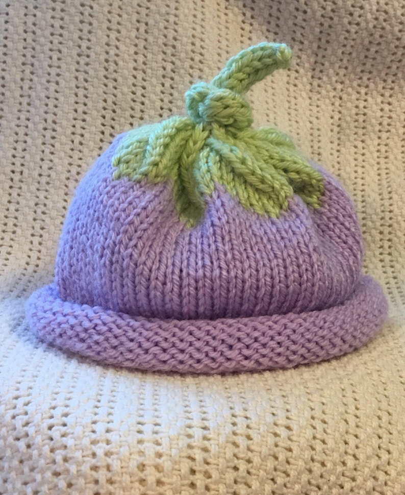Berry Baby hat image 0