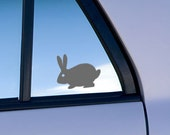 Bunny Vinyl Decal for Laptops, Tablets, Cars, Windows, Walls and more!