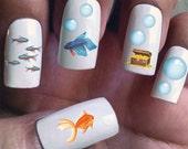 Fish Tank - Water Slide N...