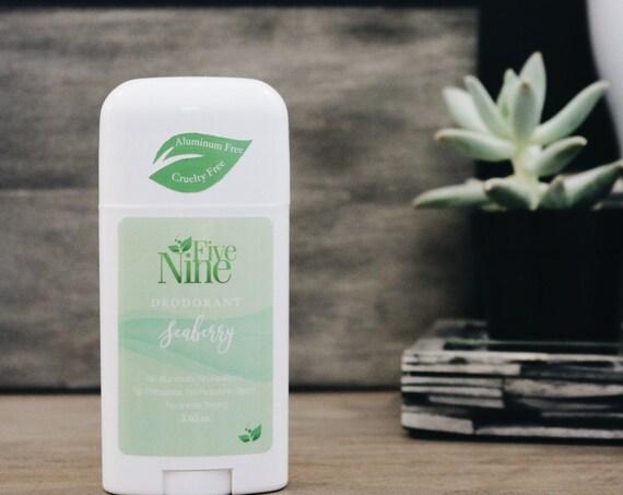 Women's Seaberry Deodorant - Women's Deodorant - AluminiumFree