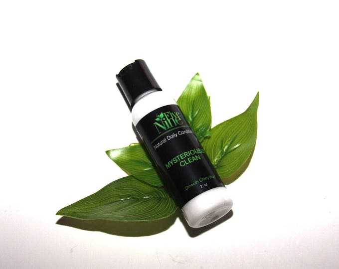 Conditioner - Hair Conditioner - Hair Care - Cruelty Free - Travel Size - Mysteriously Clean