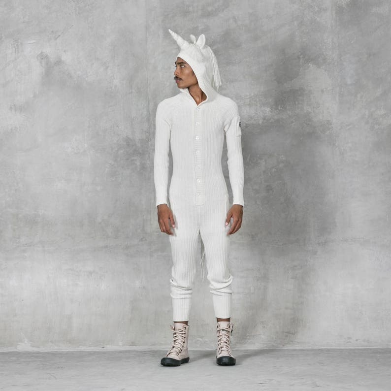UNICORN Jumpsuit Magical Spring Onesie for Men and Women  7806941ee