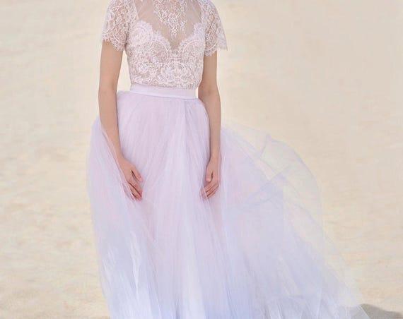 Serenity - ombre wedding dress