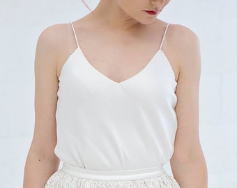 Bridal camisole no. 3