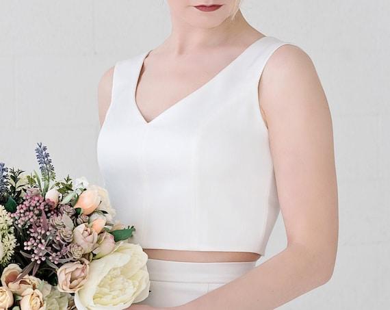 Julianne - mermaid wedding dress