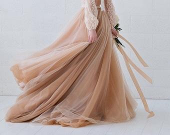Bridal skirts