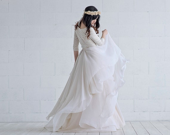 Maegan - wedding dress