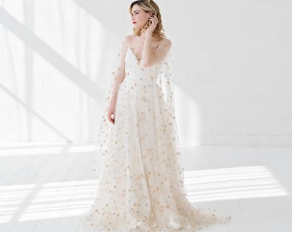 Estelle - celestial wedding dress