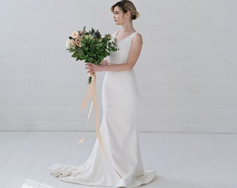 Julianne - mermaid wedding dress