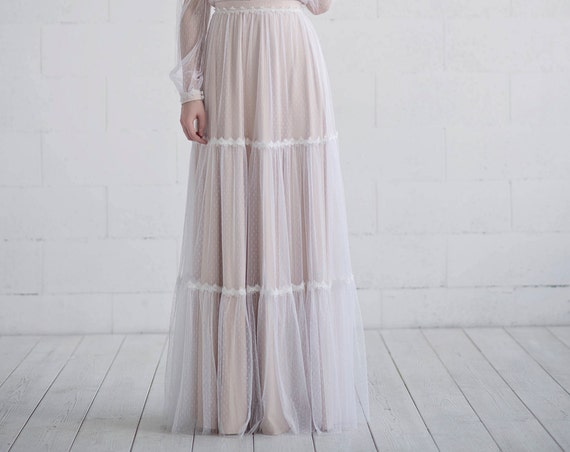 Rue -  retro wedding skirt