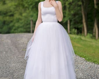 Faerie - ballerina inspired wedding dress