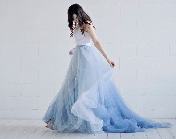 Nora - ombre wedding dress