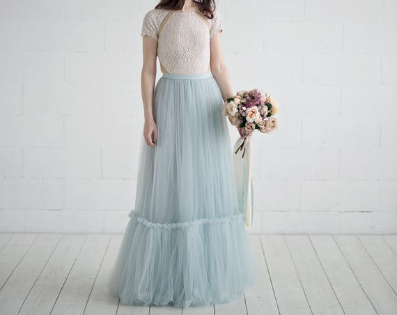 Dolores - bohemian wedding dress