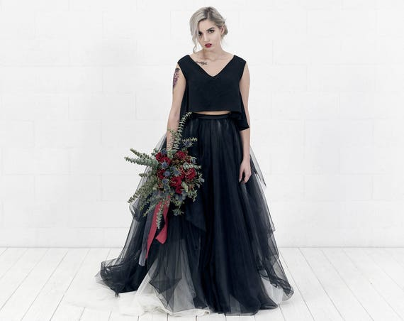 Lilith - alternative wedding dress
