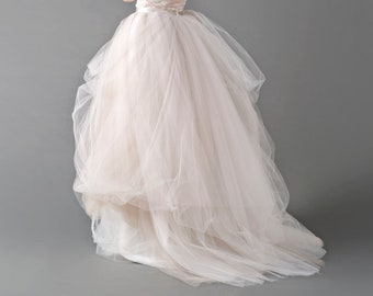 Catherine - tulle gown skirt