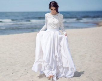 Eirene - modest wedding dress