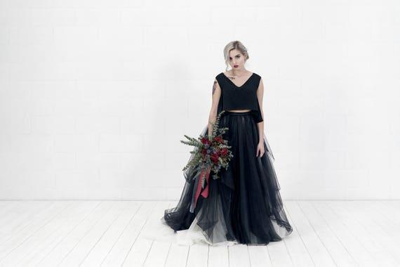 Lilith - alternative wedding dress