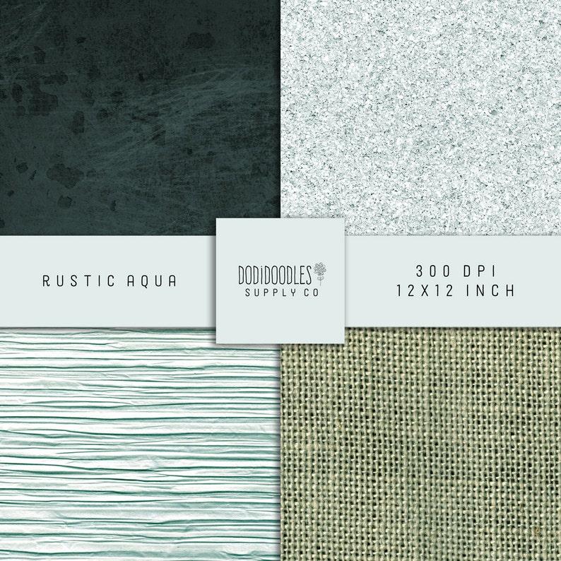 aqua burlap burlap digital paper aqua digital paper aqua fabric digital papers rustic textures rustic aqua textured digital paper