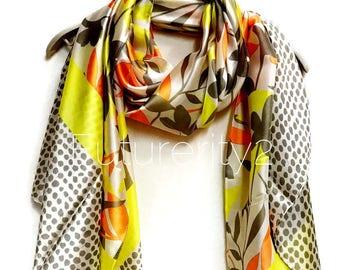a49b565c854 Silk scarves | Etsy
