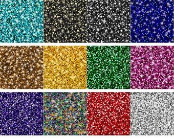 Glitter Acrylic 1/8in (3mm)