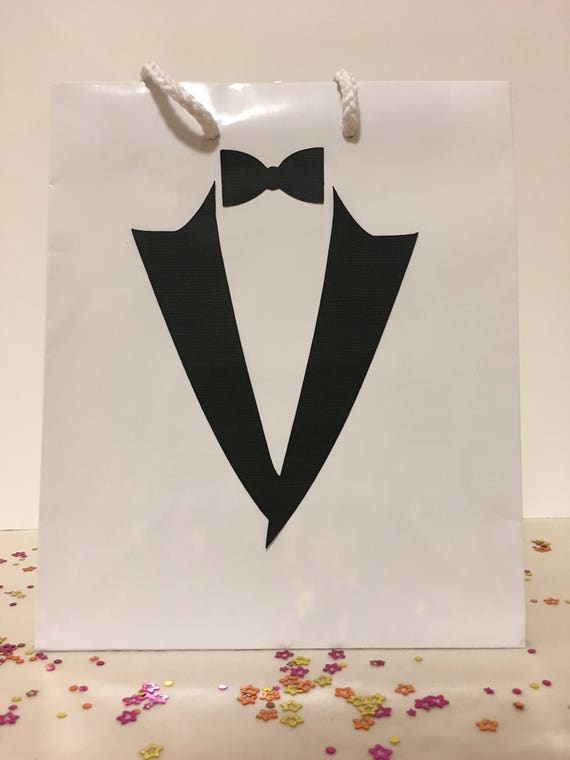 Tuxedo Party Bags Gift Loot For