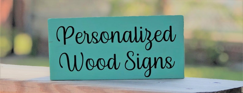 Custom Painted Wood Sign Personalized with Your Words. Wedding image 0