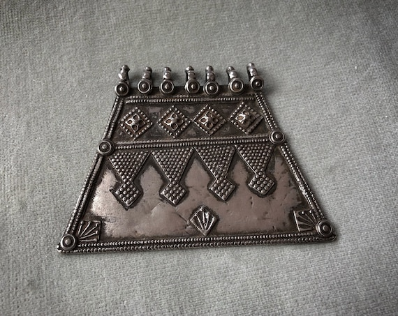 AMAZING Rajasthani Big Vintage Pendant