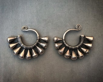 Amazing HMONG Vintage Ear Weights