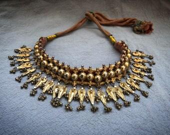 Rajasthani GOLD Choker