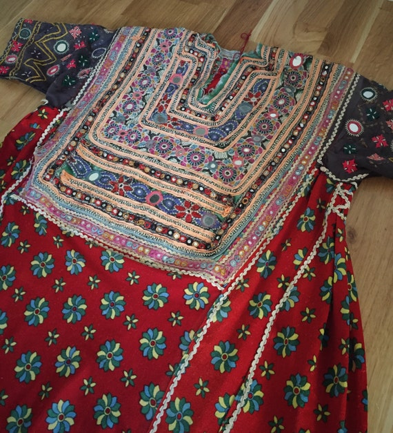 Vintage DRESS from GUJARAT