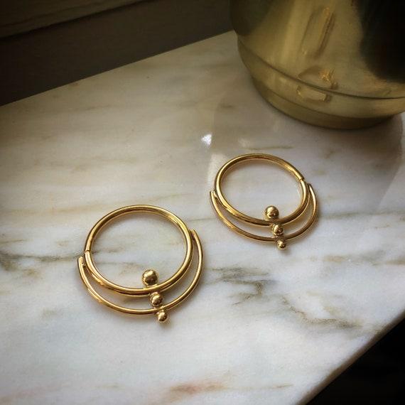 Golden NEFERTITI Ear weights