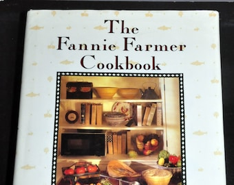 fanny farmer cookbook recipes