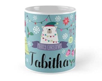 christmas mug personalised christmas present christmas gifts christmas gift idea christmas presents christmas gifts for best friend mug - Christmas Presents For Best Friends