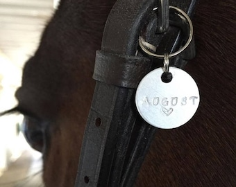 Music Note Bridle Charm