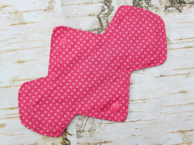 regular pad period pad menstrual pad Betty Boop washable cloth pad flannel pad ready to ship 10 inch cloth pad reusable fabric pad