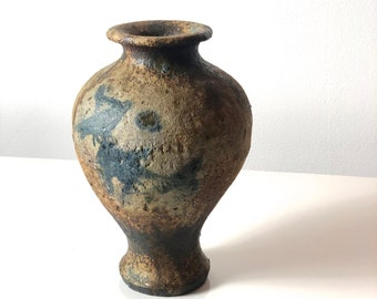 Richard Jerzy Stoneware Vase 1960's