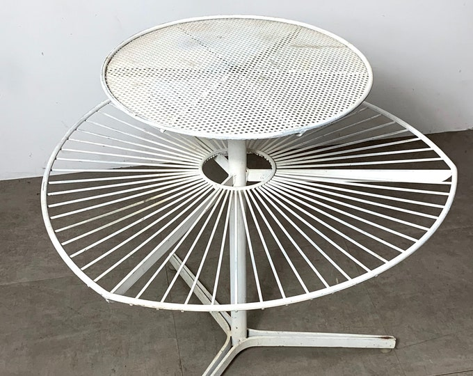 Vladimir Kagan Capricorn Tiered Table 1950's