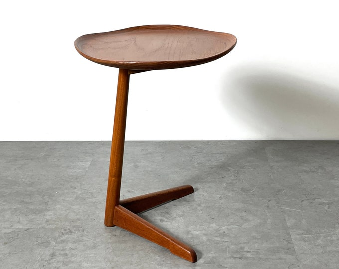 Rare Teak Side Table by Steen and Strom Norway 1960s