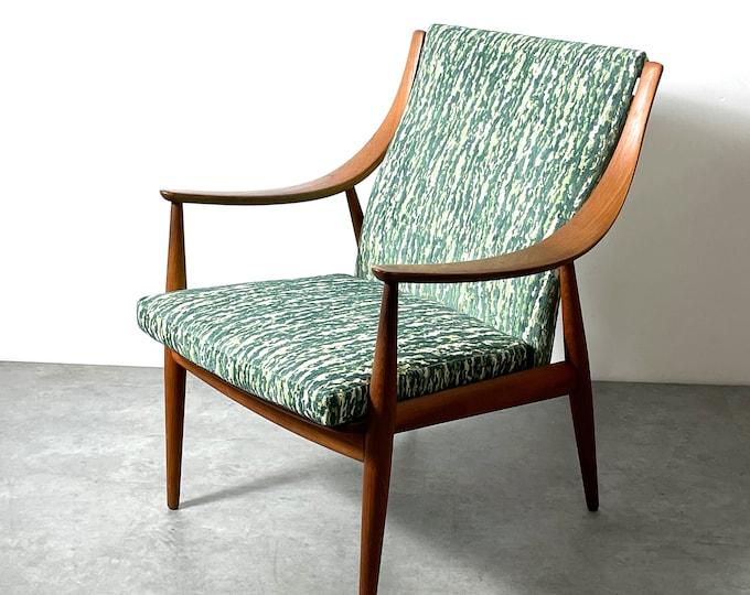 Peter Hvidt and Orla Molgaard Nielsen 148 Lounge Chair 1950s