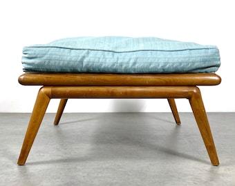 Rare Robsjohn Gibbings Widdicomb Ottoman Footstool 1950s