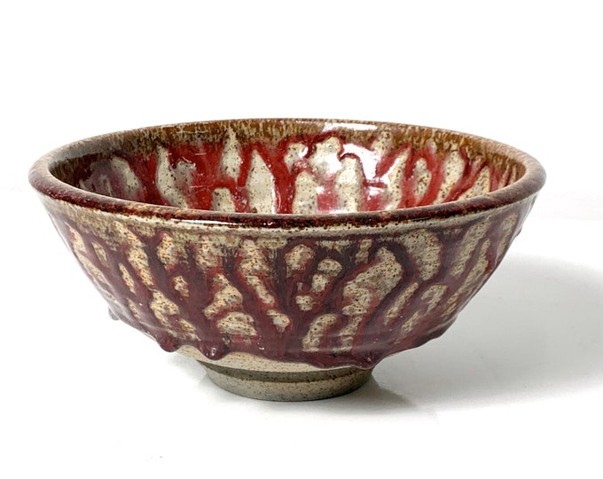 Studio Pottery Bowl by JT Abernathy 1970's
