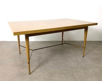 Paul McCobb Irwin Calvin Dining Table 1950's
