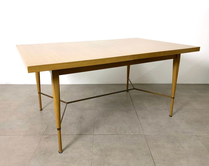 Paul McCobb Irwin Calvin Dining Table 1950's