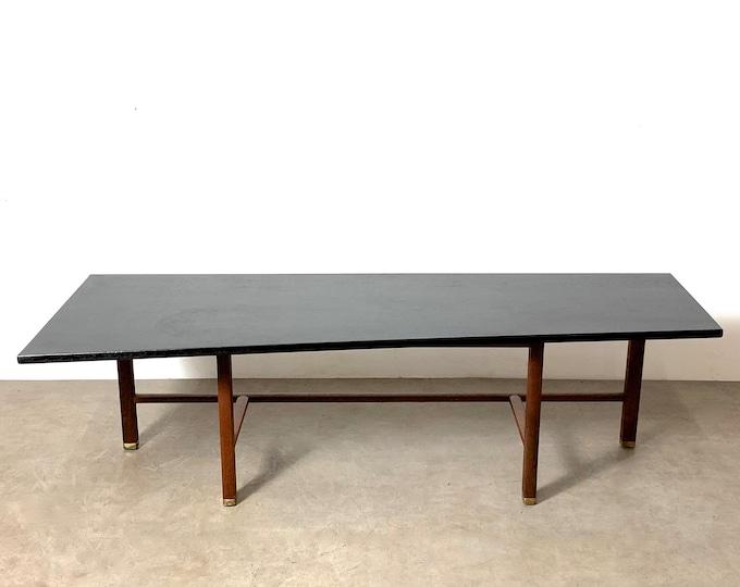 Edward Wormley For Dunbar Trapezoid Coffee Table 1950's
