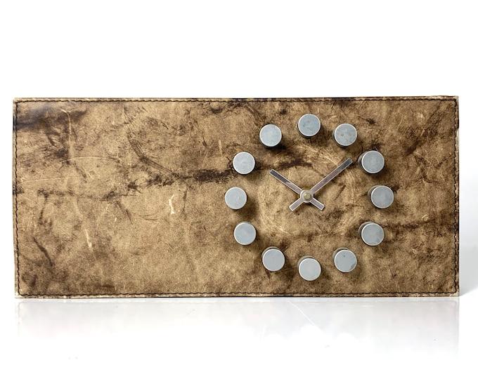 Vintage Modernist Junghans Wall Clock