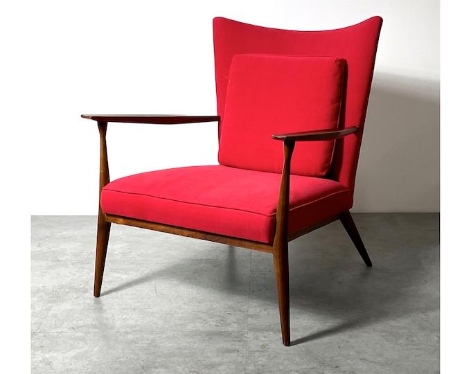 Vintage Paul McCobb Directional Lounge Chair 1950s