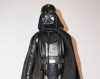 Vintage 1977 12 Inch Darth Vader COMPLETE with Light Saber, Immaculate, Kenner General Mills Fun Group